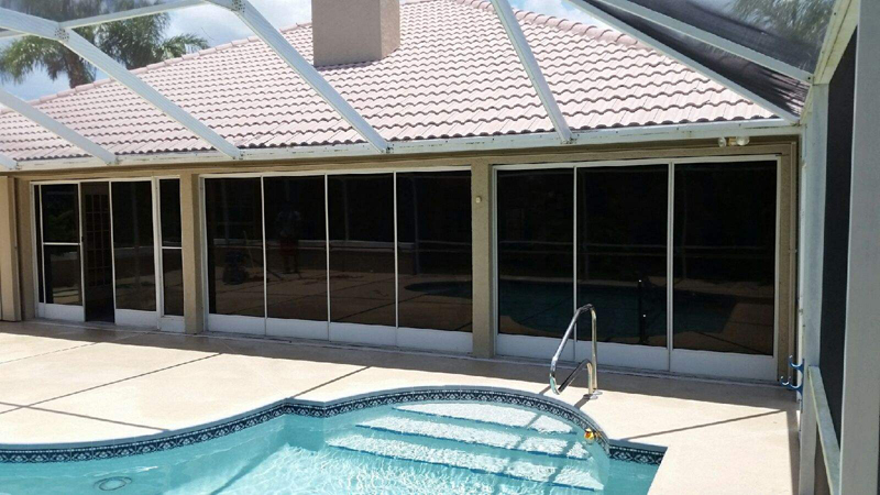 Hurricane Shutters And Storm Panels In Vero Beach And Port